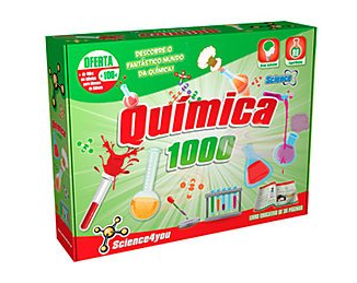 Química 1000 da Science4You